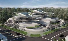 arquitectura de zaha hadid - Buscar con Google