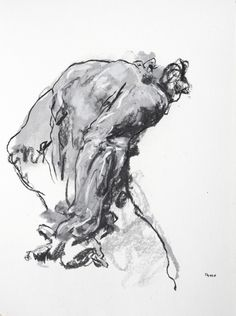 DEREK OVERFIELD Guy Drawing, Life Drawing, Painting & Drawing, Body Sketches, Drawing Sketches, Art Drawings, Figure Sketching, Figure Drawing, Art Inspiration Drawing