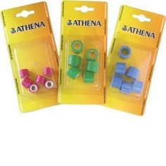 Athena Scooter Roller Kit - 19mm D x 17mm L - 15.5 Grams S41000030P044 >>> Click image for more details.