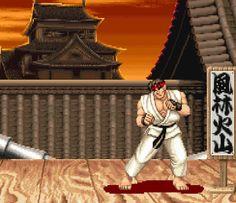 Street Fighter II: The World WarriorPublisher: CapcomDeveloper: CapcomPlatform: Arcade, Super Famicom / Super Nintendo Entertainment System, Amiga, MS-DOS, Saturn, PlayStation, PlayStation 2, PlayStation Portable, XboxYear: 1991 (Arcade), 1992 (SNES, Amiga, DOS), 1998 (Saturn, PS1), 2005 (NA PS2, Xbox), 2006 (JP PS2, Xbox), 2006 (PSP)