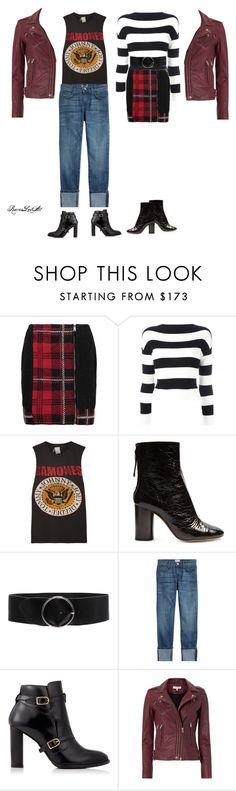 """Untitled #1008"" by ravenleeart ❤ liked on Polyvore featuring M Missoni, Boutique Moschino, MadeWorn, Isabel Marant, IRO, Current/Elliott and Tommy Hilfiger"