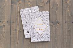 #denik make things notebook