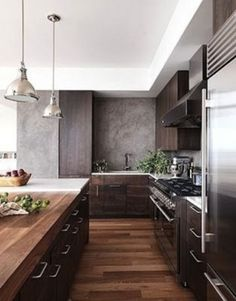 nice 15 Stunning Modern Marble Kitchen to Inspire You