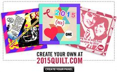go create your own quilt and be a part of ending aids for good.