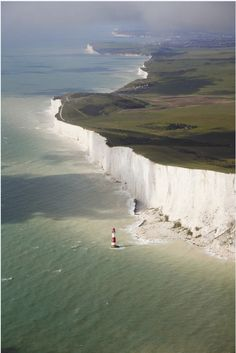 White Cliffs of Dover England.  Beautiful!