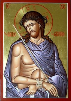 Bridegroom Jesus icon