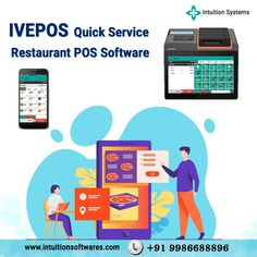 IVEPOS helps your quick service restaurant run even faster. ✔ The All-in-one POS system for Quick Service Restaurants Software, Point Of Sale, Cloud Based, Food Service, Pos, Management, Restaurants, Restaurant