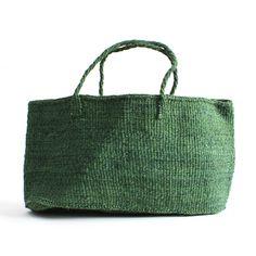 カゴバッグ - Eight Hundred Ships & Co. Fabric Purses, Summer Looks, Diy And Crafts, Reusable Tote Bags, Wallet, Knitting, Baskets, Kitchen, Clothing
