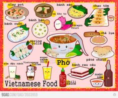 All of my favorite foods!!!
