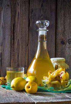 Quince and Apple Homemade Liqueur | Foodal.com