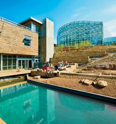 Center for Sustainable Landscapes | The Design Alliance | Slide show | Architectural Record