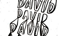 david carson design, inc. Book Design, Web Design, Graphic Design, David Carson Design, Type Illustration, Illustrations, California High School, Surfer Magazine, Typography