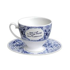 teacup on the theme of self loathing   Keaton Henson
