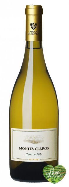 Love Your Table - Montes Claros Reserva White Wine 2011, €9,49 (http://www.loveyourtable.com/Montes-Claros-Reserva-White-Wine-2011/)