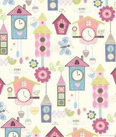 cuckoo clocks by Jill McDonald