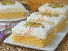Gelin Pastası Resimli Tarifi - Yemek Tarifleri