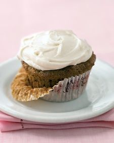 Sweet Zucchini Cupcakes - going to try these with coconut flour and honey instead of flour and sugar