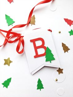 Excited to share the latest addition to my #etsy shop: Be Merry Christmas Banner Garland Merry Christmas Sign Decorations Red White Happy Holidays Party Banner Winter Decorations Be Merry Bunting