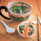 Een heerlijk recept: Jamie Oliver: Thaise soep