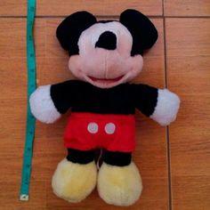 mickey mouse นารกมากๆคะ ราคา 150 บาท สงฟร ลทบ.คะ line:kesyjung  #buildabear#carebears#carebear#colorfulbear#cutebear#cutedoll#cutestuff#doll#doll2hand#elmo#seasamestreet#dollshop#cuteshop#poteusaloppy#tydoll#tybear#starbuckbear#carealot#disney#sanrio#rabbitdoll#minney#mickey by lovedbearshop