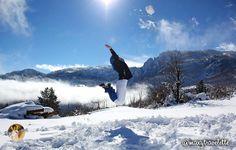 Winter in Serbia | Зима у Србији | Photo: maxytravelette Serbia Travel, Serbian, Mount Everest, Meet, Mountains, Nature, Instagram, Naturaleza, Serbian Language