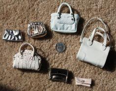 Purse Clutch Handbag Bags Integrity Fashion Royalty Jason Wu Tonner Mel Odom