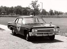 Unusal State Trooper Cars | chuck robinson copcar dot com oh ohio state highway patrol 1966 1966 ...