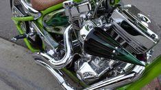S&S 117ci engine