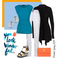 "www.etcetera.com  ""You Look Wonderful"" by biseletcetera on Polyvore"