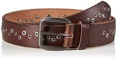 Cowboys Belt BV (Apparel) Herren Gürtel Cowboysbelt, Gr. Medium (Herstellergröße: 90), Braun (Brown 500)