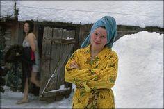 the village of Novoyemakovka in the Omsk region.