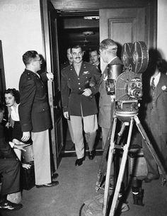 Clark Gable in uniform 1942