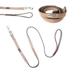 Mighty Paw Leather Dog Leash , Super Soft Distressed Leather- Premium Quality, 100% Genuine, Modern Stylish Look * You can find more details at http://www.amazon.com/gp/product/B01G3QAMNO/?tag=lizloveshoes-20&pop=240716080347
