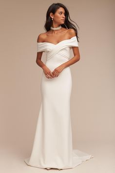Blake Gown from @BHLDN