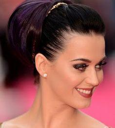 Modela tu Cabello: Elegantes Peinados Recogidos de fiesta 2014
