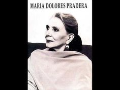 ▶ María Dolores Pradera - La Flor de la Canela - YouTube