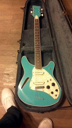 Mercury Guitar Company (pre-Fender Venus)