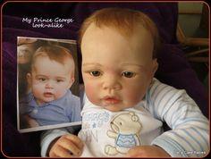 My Prince George look-alike baby
