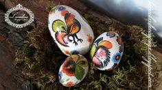 """Lavenderia - decoupage i inne: Jajka """"Folklor"""" Decoupage, Eggs, Easter, Easter Activities, Egg, Egg As Food"""