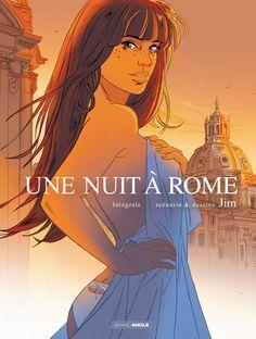Couverture Comic Book Artists, Comic Artist, Comic Books, Bd Comics, Comics Girls, Science Fiction Art, Pulp Fiction, Rome, Pop Art Drawing