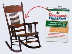 Weatherproofing Furniture: Wood