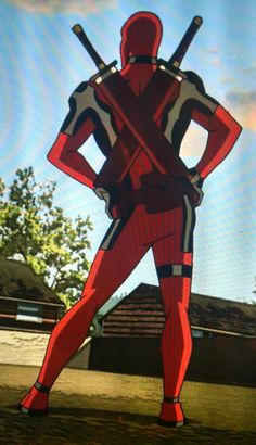 Deadpool Suit Official Dress For Your Occasion, Either Formal Or Casual