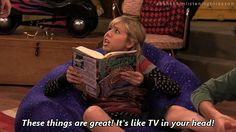The perfect ICarly JennetterMcCurdy SamPuckett Animated GIF for your conversation. Discover and Share the best GIFs on Tenor. Icarly, I Love Books, Books To Read, Amazing Books, High School Reading, Girl Reading, Reading Gif, Why Book, Vida Real