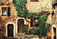 Stone Cretan home