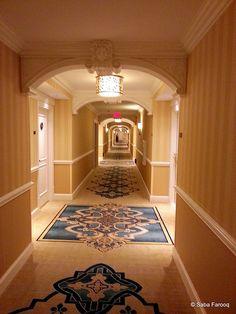 Corridor @ The Venetian, LasVegas