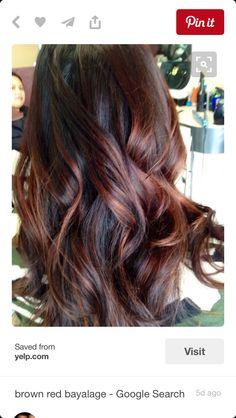 coffee gold brown hair hairstyles pinterest braune haare braunes haar mit highlights und. Black Bedroom Furniture Sets. Home Design Ideas