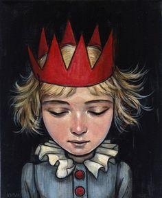 Kelly Vivanco - Art - Little Party