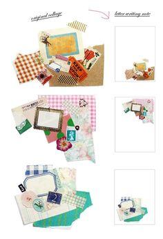 Hello Sandwich Envelope and Letter Paper Workshop 6pm, 22nd November, 2013, Wrapple, Shibuya, Tokyo