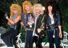 80 Bands, Rock Bands, Poison The Band, Music Stuff, My Music, Hard Rock, Bret Michaels Poison, Mick Mars, Glam Metal