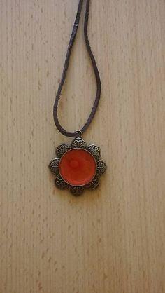 kikulienka9 / Červené slnko - prívesok Pendant Necklace, Fantasy, Jewelry, Jewlery, Jewerly, Schmuck, Jewels, Fantasy Books, Jewelery